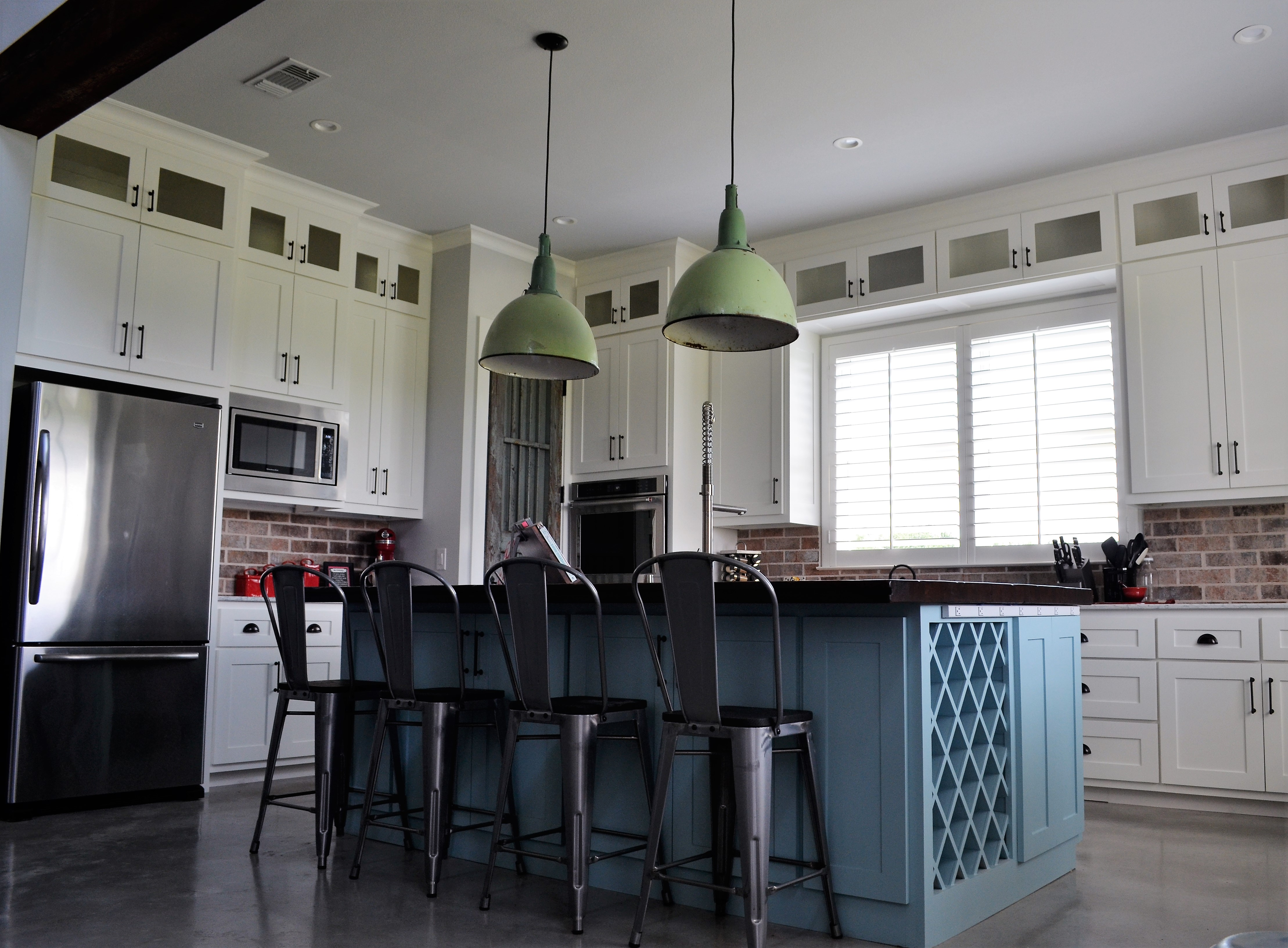 New Kitchen How To Combine New With The Old J Holland Custom Homes